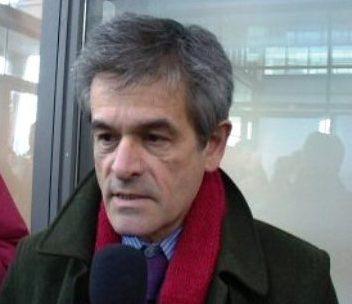 Il sindaco di Torino Sergio Chiamparino