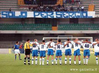 I tifosi del Napoli ricordano Sergio Ercolano