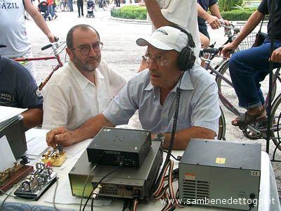 Appassionati radioamatori
