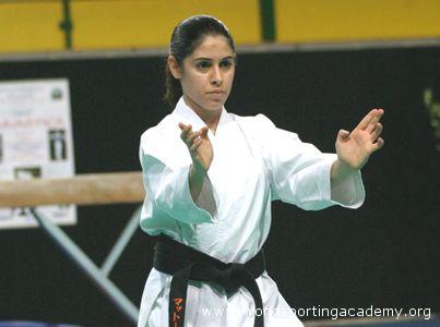 Sarah Mattoni