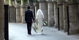 In netto calo il numero di matrimoni in Italia