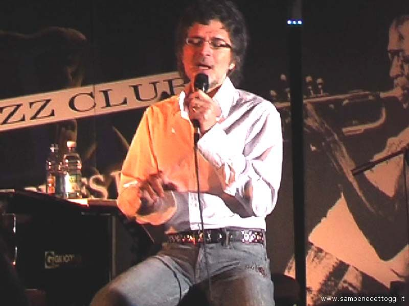 Gino Vannelli al Bitches Brew Jazz Club di San Benedetto del Tronto