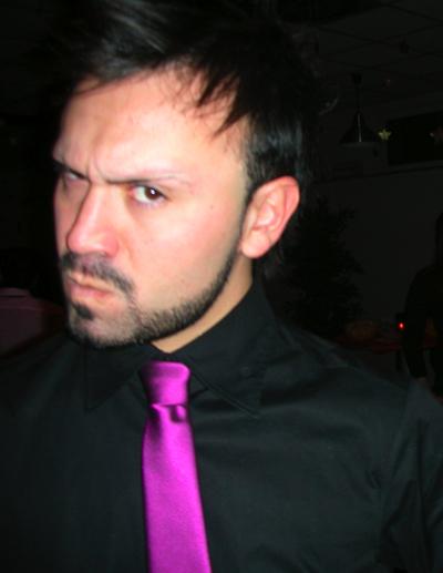 Andrea Castelletti, autore della proposta Lime Smile per la Pepsi