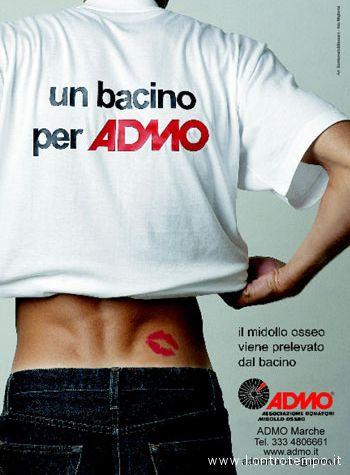 Domenica 25 marzo in Ascoli si svolgerà l'assemblea generale degli iscritti all'Admo