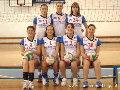 Mail Express: le ragazze dell'Under 16
