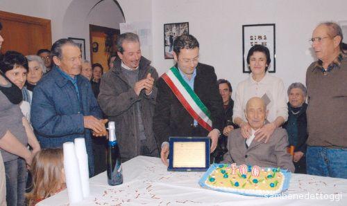 I cento anni del signor Salvucci