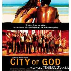 Locandina del film Città di Dio