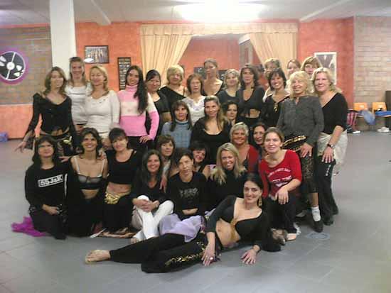 Stage di danza orientale