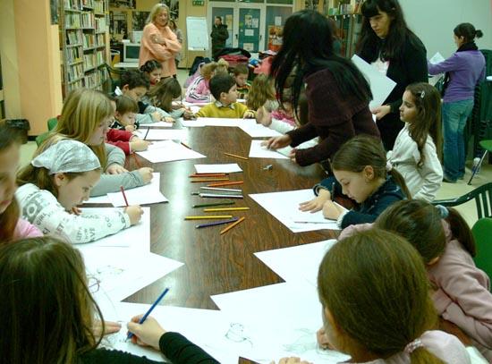 Bambini in lettura