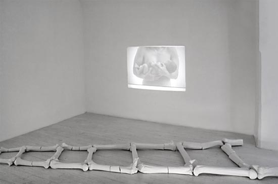 Un'opera di Rocco Dubini
