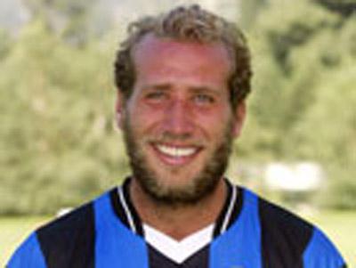 L'ex giocatore dell'Atalanta, adesso Assessore allo Sport e alle Politiche Giovanili del Comune di Bergamo, Fabio Rustico