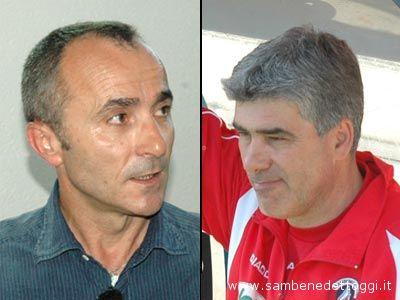 Gianni Tormenti e Guido Ugolotti