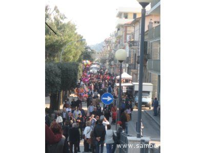 Pasquetta: grande folla a Cupra per la festa di San Basso
