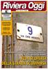 La copertina del numero 672 di Riviera Oggi