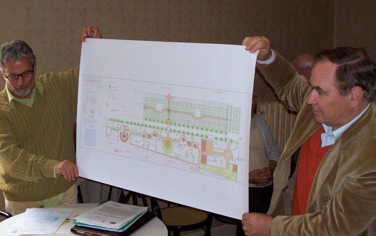 Tonino Armata illustra il progetto