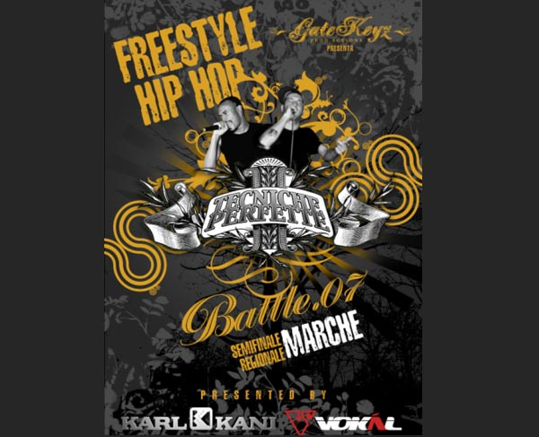 Battle MC Freestyle