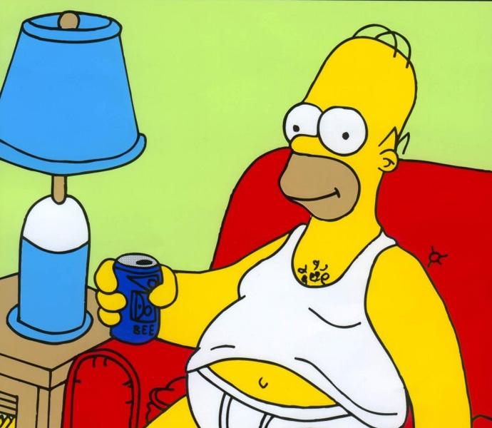 «Qual è il nome della birra amata da Homer Simpson»