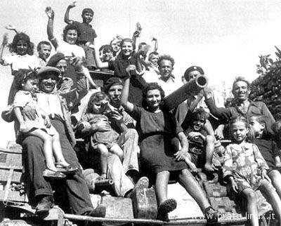 25 aprile 1945: la guerra è finita