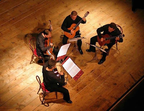 Il Quartetto Chitarristico Italiano