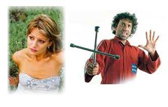 Antonella Ciocca e Sergio Viglianese