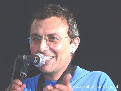 Daniele Sepe al Kursaal