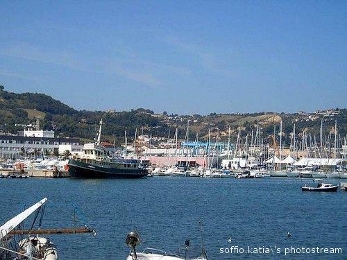 Il porto di San Benedetto