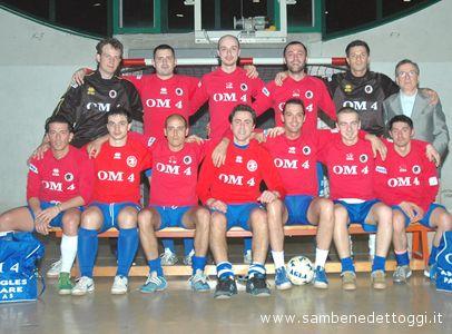 L'Eagles Pagliare edizione 2006-2007