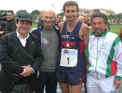 Maratona dell'Adriatico: ennesimo successo per Giorgio Calcaterra