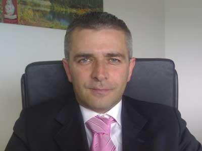 Paolo Camaioni, candidato sindaco della lista