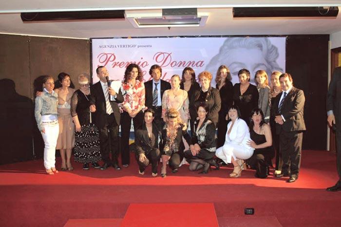 Foto di gruppo per il