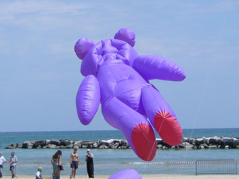 Aquiloni nella spiaggia di San Benedetto.jpg