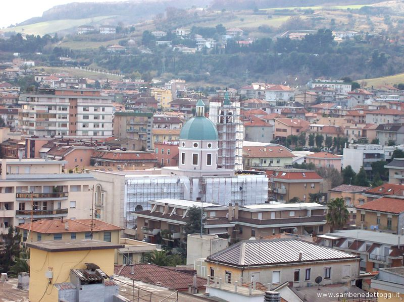San Benedetto, il quartiere Sant'Antonio