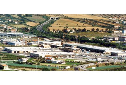 Il Centro Agroalimentare al confine fra Monteprandone e San Benedetto del Tronto