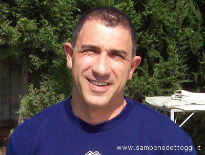 Il tecnico del Porto d'Ascoli Dino Grilli