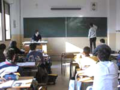 Dal 17 settembre 2007 al 7 giugno 2007, il prossino anno scolasticvo nelle Marche