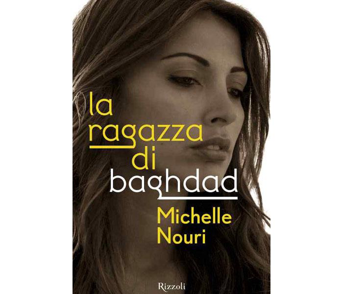 La copertina del libro di Michelle Nuori