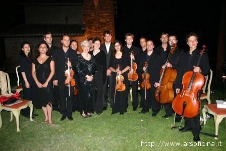 I Mannheimer Ensemble, uno dei gruppi in concerto dell'estate sambenedettese