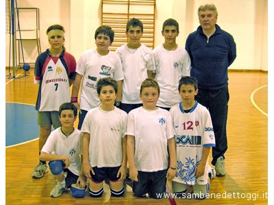Mail Express, l'Under 13 di coach Moriconi