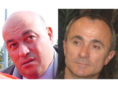 Maurizio Natali e Gianni Tormenti