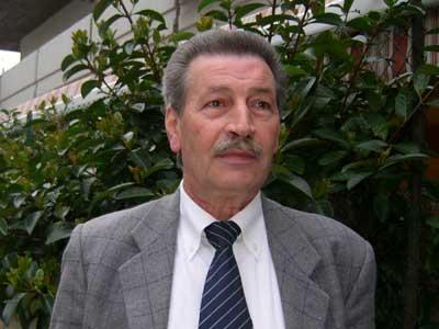 Ignazio Caputi, con la lista di centrosinistra