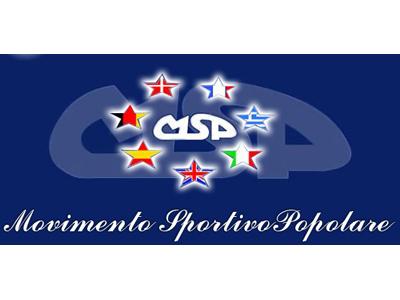 Il logo del Movimento Sportivo Popolare