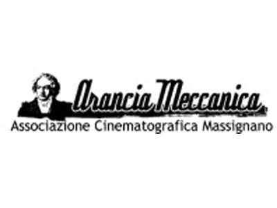 Il logo dell'associazione Arancia Meccanica