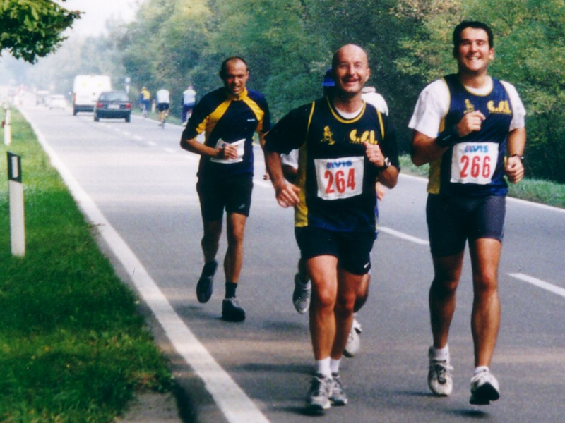 La Maratonina d' lu Mont dà appuntamento al 14 luglio
