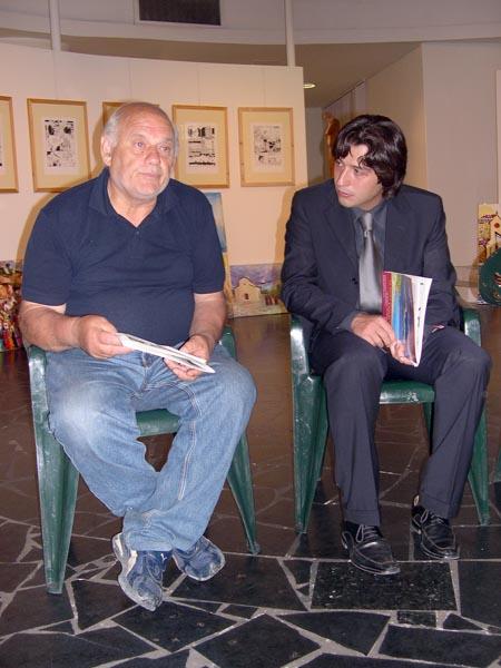 Antonio Casilio, Enrico Piergallini