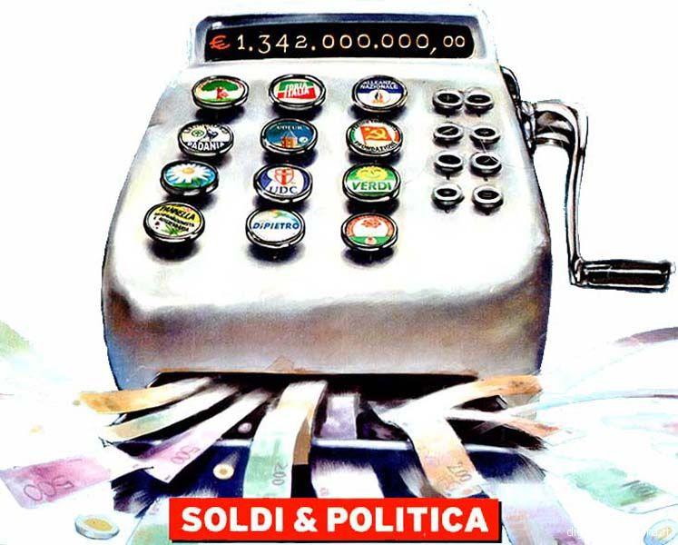 Soldi e politica, un binomio al centro del dibattito nazionale