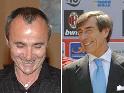 Gianni Tormenti e Ariedo Braida