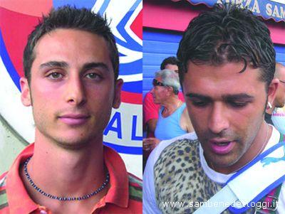 Danilo Pistillo e Alessandro Camisa
