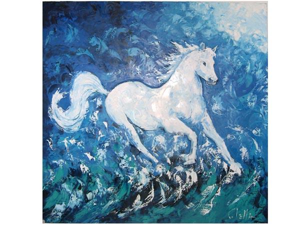 Il cavallo di Colella