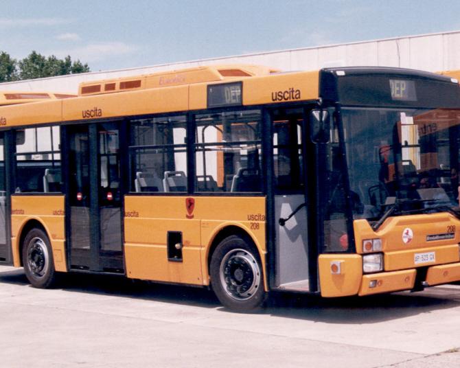 Dall'8 luglio parte la sperimentazione per il servizio bus