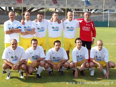 La squadra della Forense